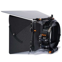 BRIGHT TANGERINE VIV MATTE BOX