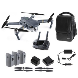 DJI MAVIC PRO 4K DRONE + ND KIT